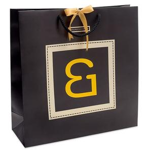 cheap paper bags with printed logo